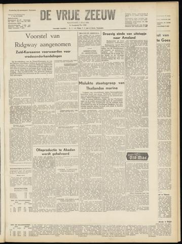 de Vrije Zeeuw 1951-07-02
