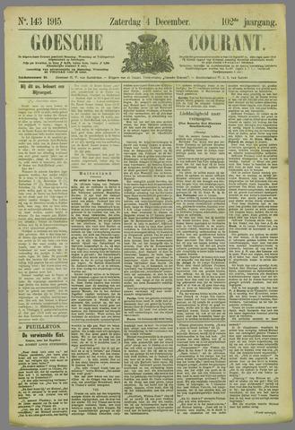 Goessche Courant 1915-12-04