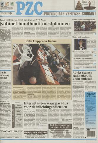 Provinciale Zeeuwse Courant 1999-10-08