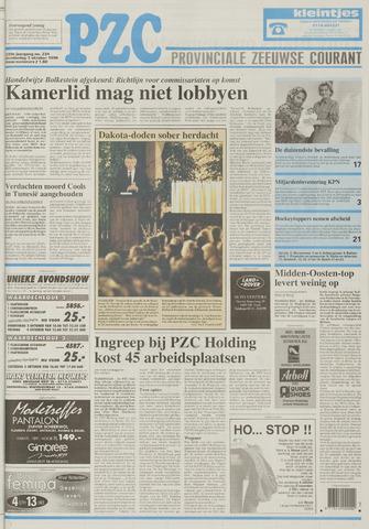 Provinciale Zeeuwse Courant 1996-10-03