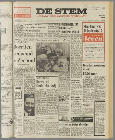 de Stem 1974-12-14