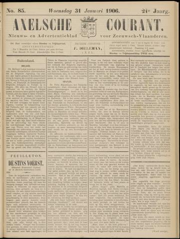 Axelsche Courant 1906-01-31