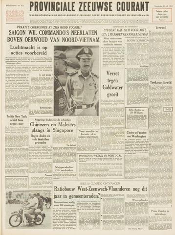 Provinciale Zeeuwse Courant 1964-07-23