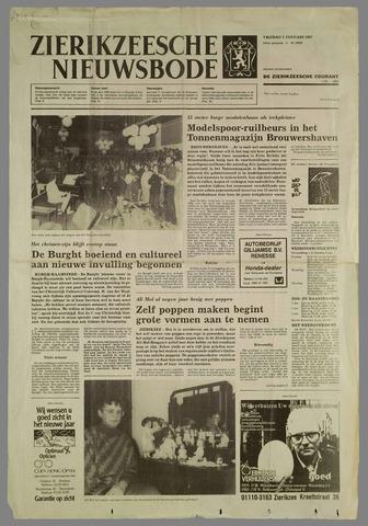 Zierikzeesche Nieuwsbode 1987