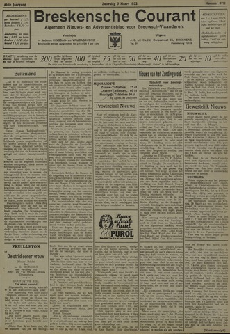 Breskensche Courant 1932-03-05