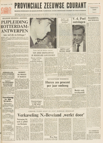 Provinciale Zeeuwse Courant 1968-10-10