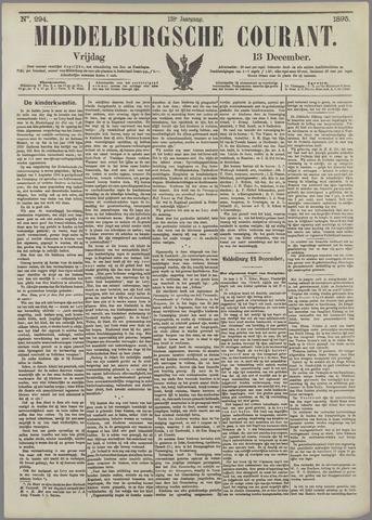 Middelburgsche Courant 1895-12-13