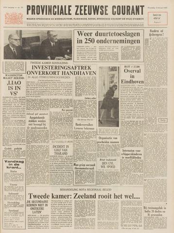 Provinciale Zeeuwse Courant 1969-02-05