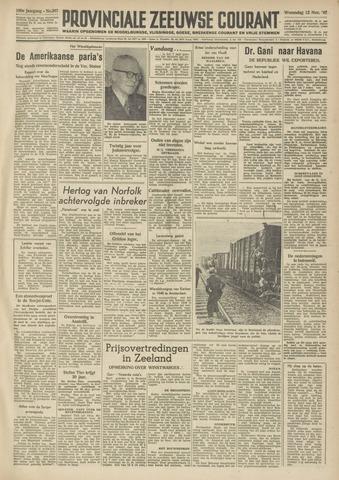 Provinciale Zeeuwse Courant 1947-11-12