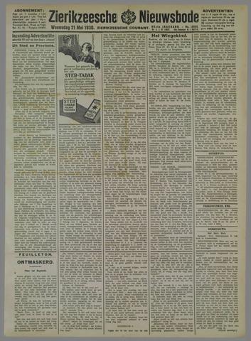Zierikzeesche Nieuwsbode 1930-05-21