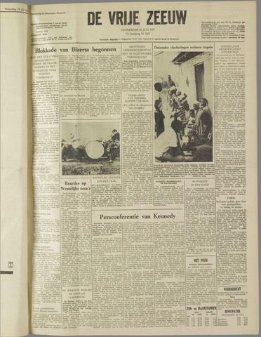 de Vrije Zeeuw 1961-07-20