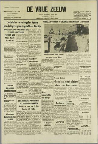 de Vrije Zeeuw 1969-02-10