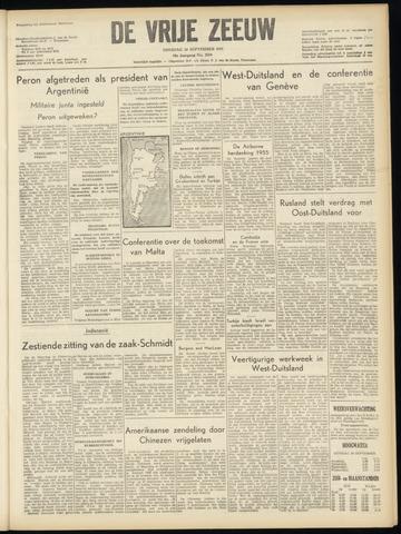 de Vrije Zeeuw 1955-09-20