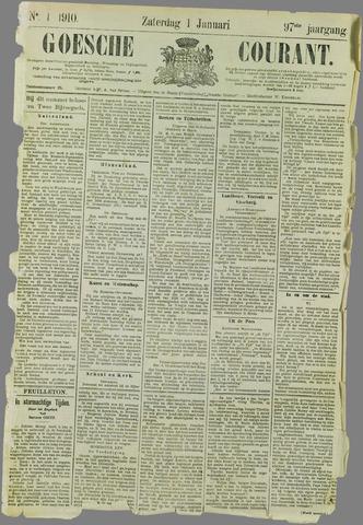 Goessche Courant 1910