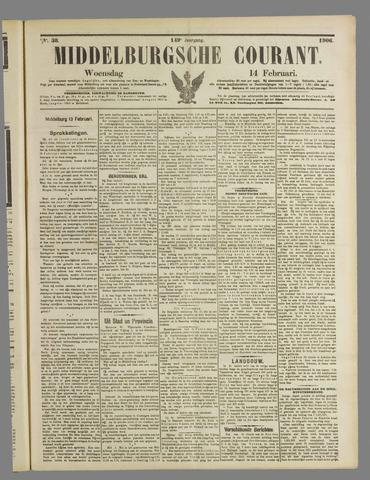 Middelburgsche Courant 1906-02-14