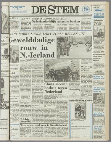 de Stem 1981-05-06