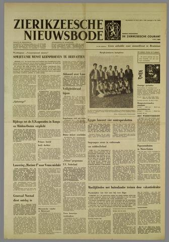 Zierikzeesche Nieuwsbode 1962-07-23