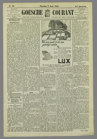 Goessche Courant 1924-06-03
