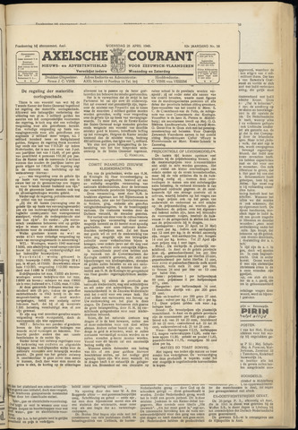 Axelsche Courant 1948-04-28