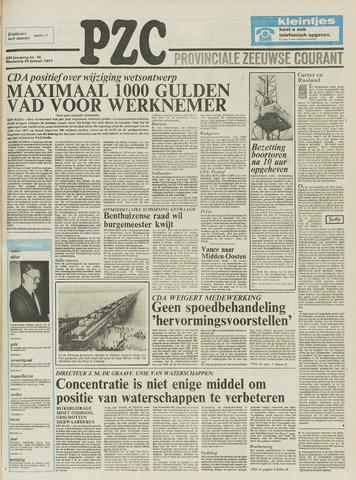 Provinciale Zeeuwse Courant 1977-01-26