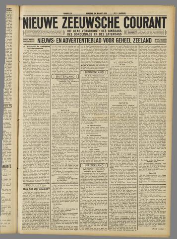 Nieuwe Zeeuwsche Courant 1931-03-24
