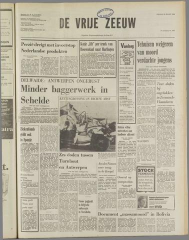 de Vrije Zeeuw 1974-03-22