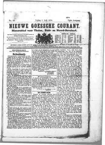 Nieuwe Goessche Courant 1870-07-01