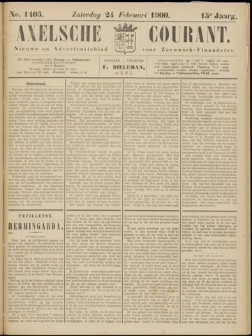 Axelsche Courant 1900-02-24