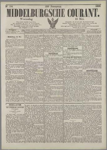 Middelburgsche Courant 1895-05-15