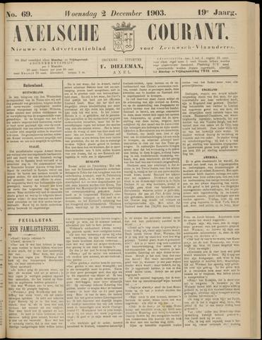 Axelsche Courant 1903-12-02