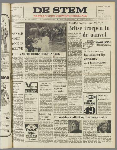 de Stem 1971-08-12