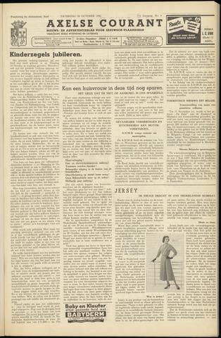 Axelsche Courant 1956-10-20