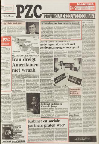 Provinciale Zeeuwse Courant 1987-09-23