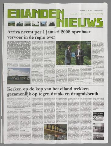Eilanden-nieuws. Christelijk streekblad op gereformeerde grondslag 2007-07-13