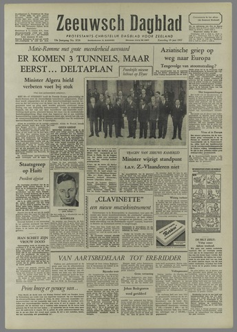 Zeeuwsch Dagblad 1957-06-15
