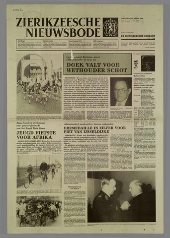 Zierikzeesche Nieuwsbode 1985-04-29