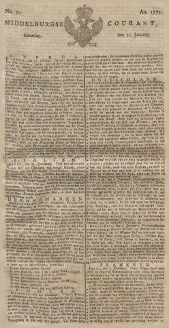 Middelburgsche Courant 1775-01-21