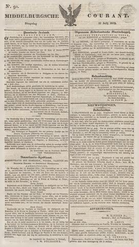 Middelburgsche Courant 1832-07-31