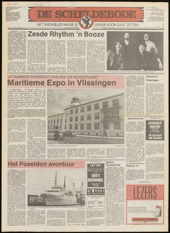 Scheldebode 1986-07-17
