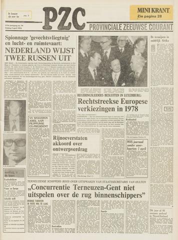 Provinciale Zeeuwse Courant 1976-04-02