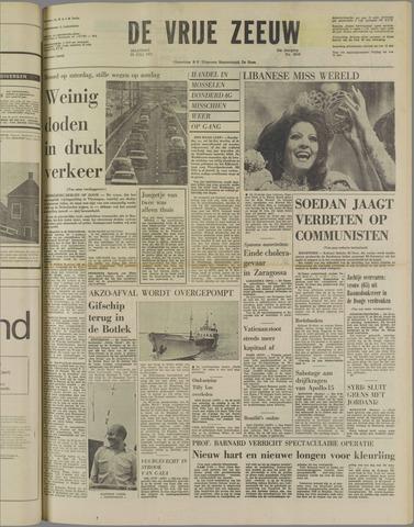 de Vrije Zeeuw 1971-07-26