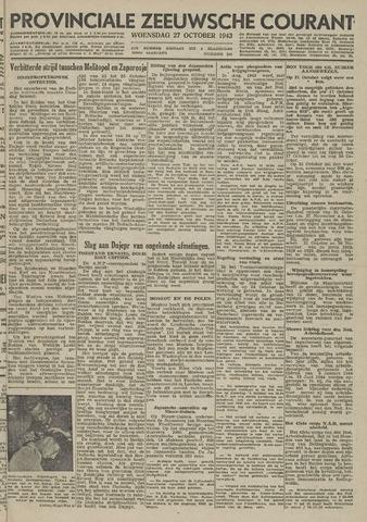 Provinciale Zeeuwse Courant 1943-10-27