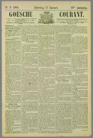 Goessche Courant 1908-01-11