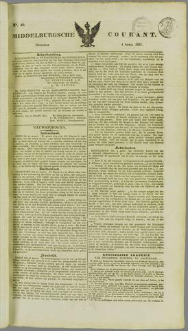 Middelburgsche Courant 1837-04-04