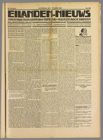 Eilanden-nieuws. Christelijk streekblad op gereformeerde grondslag 1935-10-26
