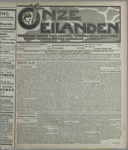 Onze Eilanden 1919-09-06