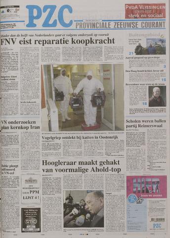 Provinciale Zeeuwse Courant 2006-03-07