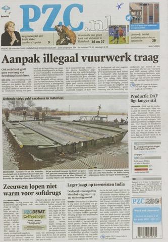 Provinciale Zeeuwse Courant 2008-11-28