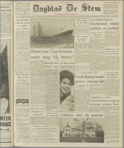 de Stem 1964-02-25