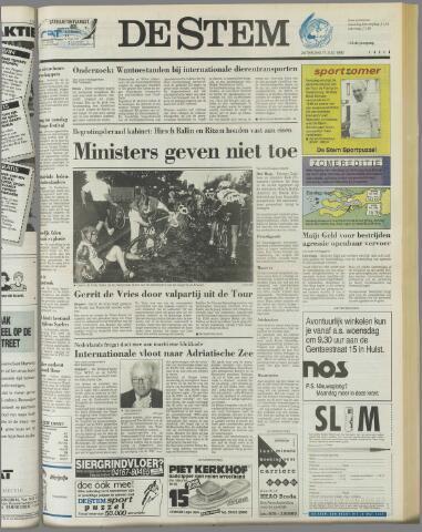 de Stem 1992-07-11